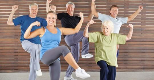 Telovadba v fizioterapiji Mediko