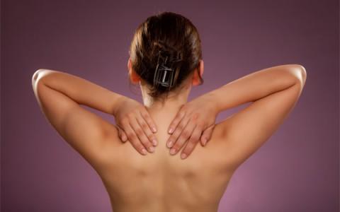 Težave v vratni hrbtenici