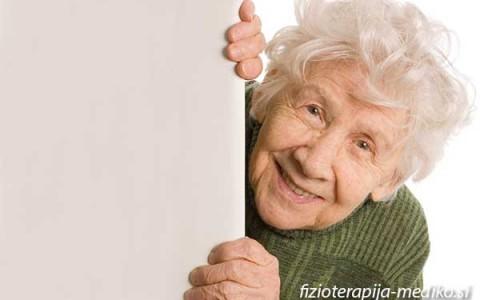 Staranje – zdravo – veselo :)